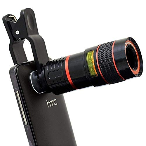 Go Hooked 8X Zoom Telescope Universal Camera Lens for All Smartphone