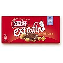 Nestlé - Extrafino Tableta De Chocolate Con Leche Relleno De Dulce De Leche ...