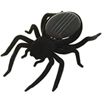 Best price for Big Bargain Educational Solar powered Spider Robot Toy Gadget Gift from radiocontrollers.eu