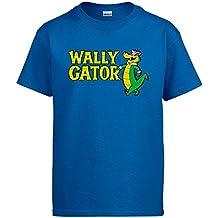 Camiseta El lagarto Juancho Wally Gator