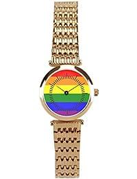 6c6540b7593e Amazon.es  Gay - Incluir no disponibles   Relojes de pulsera   Mujer ...