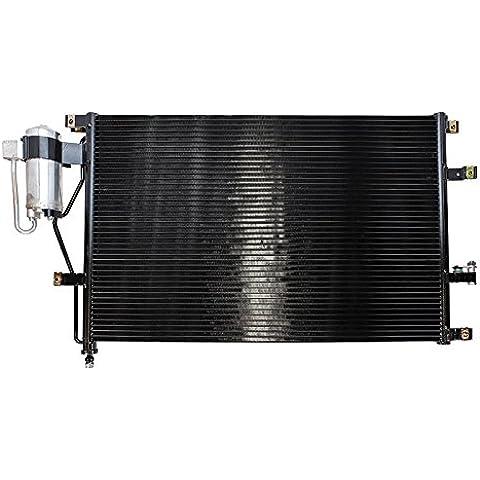 1x Condensador Aire acondicionado 635 x 425 x 20 VOLVO S60 1 2.0 2.4 2.5 2000-10, S80 2.0 2.4 2.5 2.8 2.9 3.0 1998-06, V70 2 2.0 2.4 2.5 2000-07, XC-70 CROSS COUNTRY 2.4, XC-90 2.5 D5 T6 V8