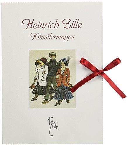 Heinrich Zille Künstlermappe