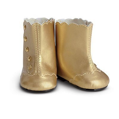 American Girl Marie-Grace & Cecile Fancy Boots for Doll (American Doll Girl Cecile)