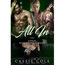 All In: A Contemporary Reverse Harem Romance (English Edition)