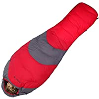 JSJDFPDC Piscina de 1Kg Relleno de -20 Grados Mummy Bag Saco de Dormir térmico Impermeable