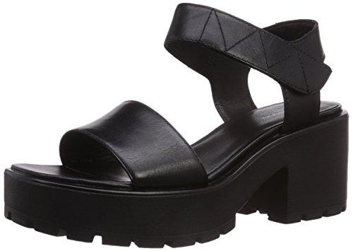 Vagabond Dioon, Damen Knöchelriemchen Sandalen, Schwarz (Black), 37 EU