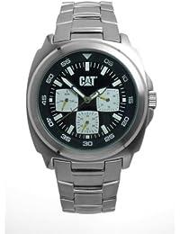 CA1581 - Reloj de Caballero de Cuarzo, Correa de Acero Inoxidable