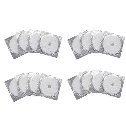 Patch-leder Tasche (Brustpaste,Janly Anti Sagging Bruststraffer Brustvergrößerer Patch 4pcs / Box Brustmaske (4 Schachtel))