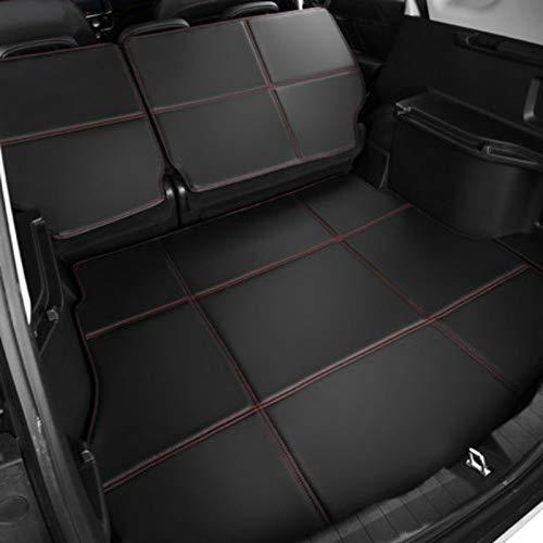 MAYAHA wasserdichte Boot + Rücksitz Teppiche Durable Custom Special Kofferraummatten für Jaguar F PACE XJ XJL XF XE F TYP XK XFL XEL