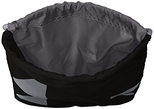 Best under armour bag in India 2020 Under Armour Synthetic 14 inches Black Drawstring Gym Bag (1240539) Image 7