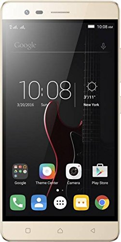 Lenovo Vibe K5 Note 32 GB With 3 GB RAM (Gold)