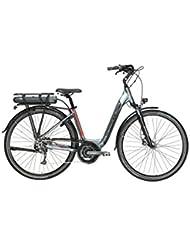 Cicli Adriatica Bicicleta E Bike Steps Lady Antracita