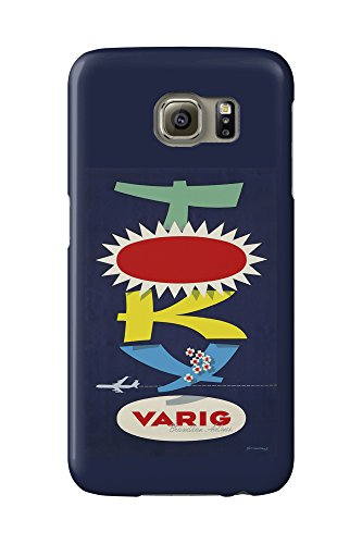 varig-tokyo-vintage-poster-artist-fagundes-brazil-c-1960-galaxy-s6-cell-phone-case-slim-barely-there