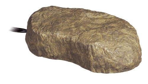Exo Terra Heat Wave Rock, elektronischer Wärmestein klein, 5 Watt