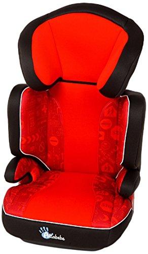 Altabebe AL4000 - 04 Kinderautositz Giro Plus, Gruppe II-III, 15-36 kg, rot