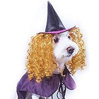 NIAA Miglior Strumento Professionale per la rimozione dei peli e Spazzola per la Cura degli Animali Domestici per Razze di Cani Gatti con peli Lunghi o Corti Rosa Animali domestici Costumi e travestimenti