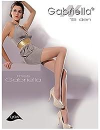 Gabriella Strumpfhose Miss 15 DEN Transparent