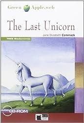 Green Apple: The Last Unicorn + audio CD/CD-ROM