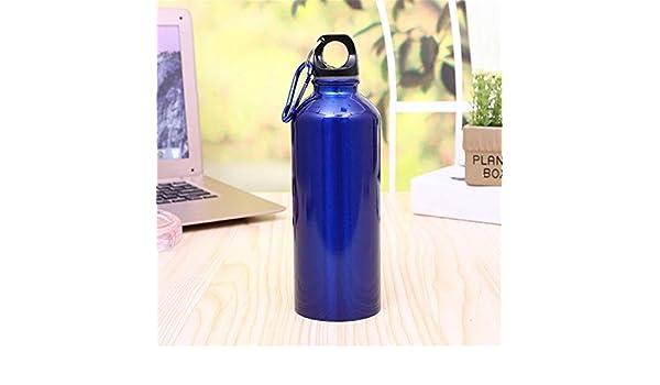 Radfahren Sport Edelstahl Wasser Flasche Hydro Glaskolben Dicht Tragbare