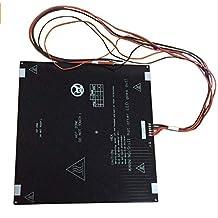 JGAURORA 3D-printerplatformen 310 * 310 mm aluminium verwarmd bed voor A5