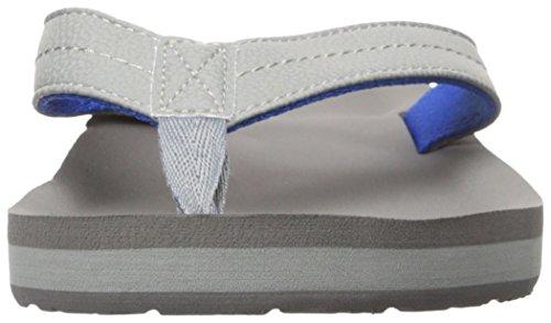 Sanük Burm Shoes Men Grey/Light Grey 2016 Sandalen Grey / Light Grey
