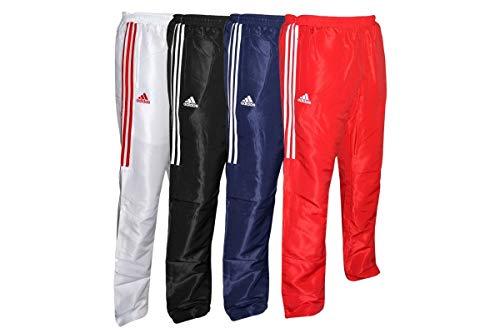 adidas Herren Trainingshose TR-41, Rot, L