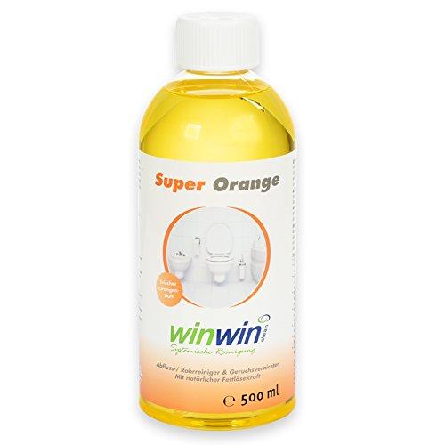 winwin clean Systemische Reinigung *NEUHEIT* winwinCLEAN Super Orange 500ml I Sie Werden begeistert Sein