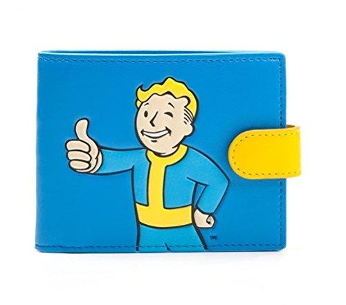 Preisvergleich Produktbild Fallout 4 Wallet Vault Boy Approves Multicolor