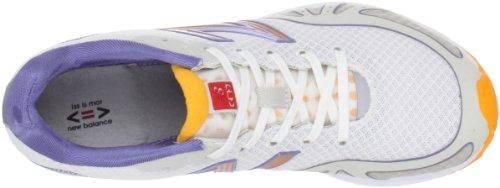 New Balance WR10GY Running Minimus Barefoot Running Shoe Womens White/Orange