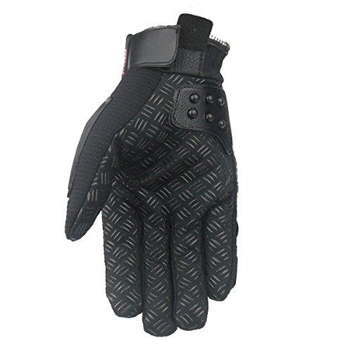 madbike Handschuh Motorrad Racing Motorrad Handschuhe Legierung Stahl Schutz - 2