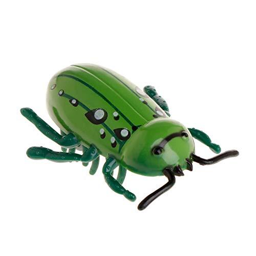 MiSha Juguetes eléctricos de Insectos móviles