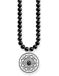 Thomas Sabo Damen -Perlenketten 925 Sterlingsilber KE1642-326-11-L60
