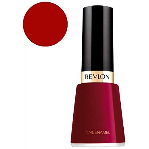 Smalto per le unghie Couleur Revlon 721 Raven Red