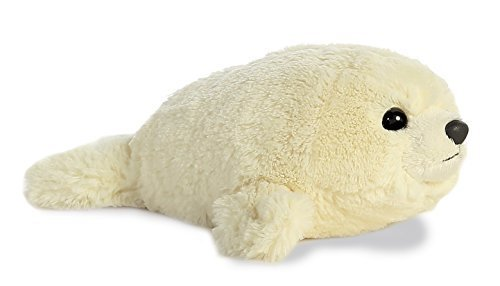 Baby Harp Seal Mini Flopsie 8