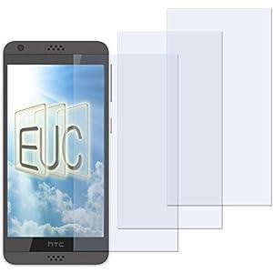 3 x Displayschutzfolie matt/entspiegelnd für HTC Desire 530