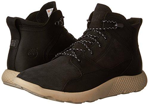 Timberland Sneakerboot Wedge L Black Schwarz