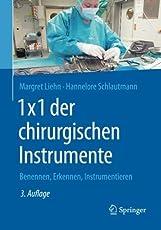 1x1 der chirurgischen Instrumente: Benennen, Erkennen, Instrumentieren