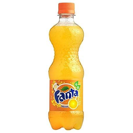 Fanta Orange 50cl pack de 24