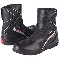Modeka JEREZ Motorradstiefel Leder - schwarz Größe 46