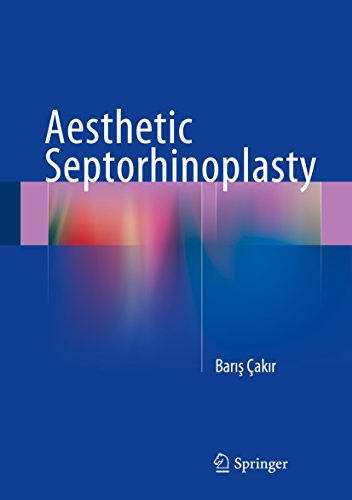 Aesthetic Septorhinoplasty (English Edition)
