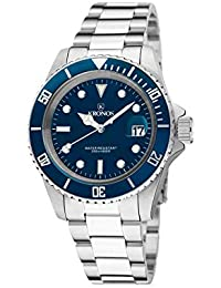 Kronos - Sport Q 200MTS Black 977.8.65 - Reloj Diver de Caballero de Cuarzo