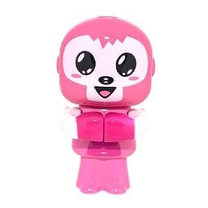 Jouet High-tech Okiiyo - Lecteur de carte micro SD et stylet - Rose