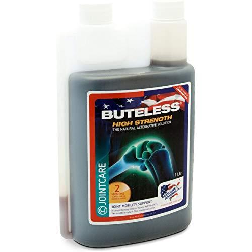 Equine America Buteless Flüssigkeit - 3.8 Liter - Skin-unterstützung-supplement
