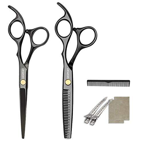 Friseur Styling Werkzeuge Haarschere Set Salon Schneiden Dünnen Friseurscheren Set