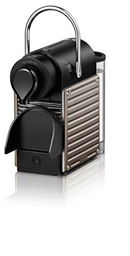 Nespresso Pixie con Aeroccino XN301T macchina per caffè espresso di Krups, colore Electric Titan - 6