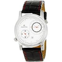 Maxima Attivo Analog White Dial Men's Watch - 22725LMGI