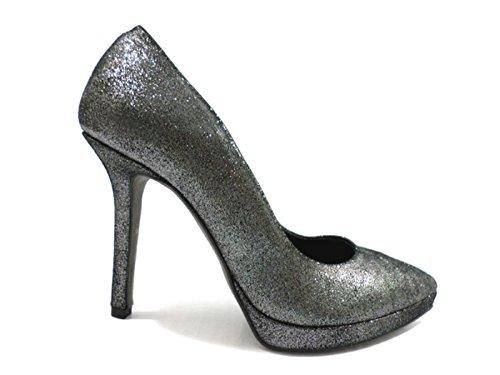 SAMUELA PACE BY LORENZO MARI decolte glitter nero (38 EU)