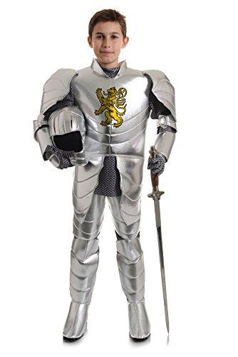 Knight Shining Armor Kostüm - Knight in Shining Armor Child Costume Medium