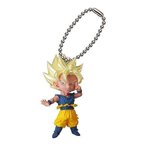 Dragon Ball Kai Figure Swing Keychain~UDM The Burst 13~S.s Goku by Bandai